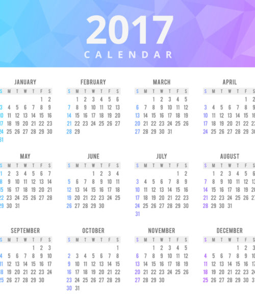 kalenders bedrukken